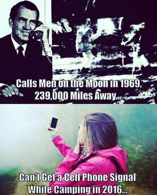 Resultado de imagen de satellites hoax meme